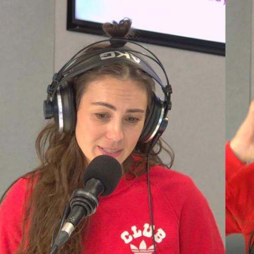 Our Surprise For Amy Shark Almost Makes Her Walk Out On The Interview