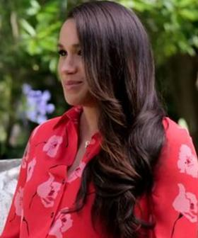 Meghan Markle Makes Her First TV Appearance Since Oprah Interview