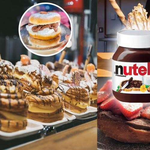 A Festival Dedicted Entirely To Nutella Is Coming To The Sunny Coast!