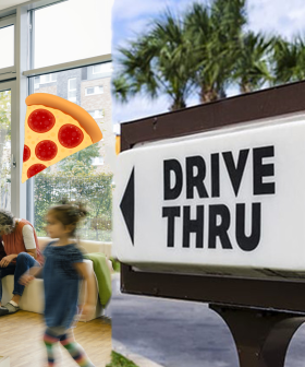 "These Brisbane Parents Would Revolutionise Childcare With ""Drive-Thru Pickup & Free Pizza"""