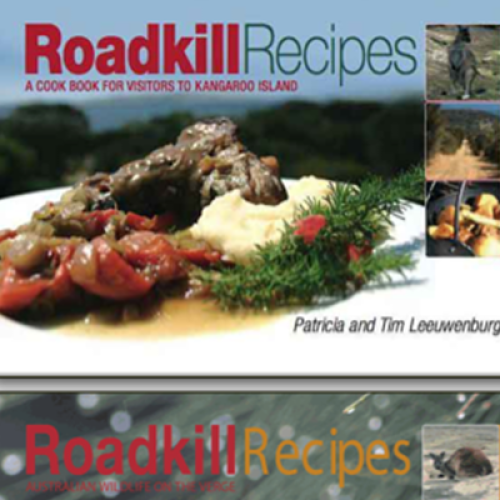 Someone Made Not One, But Two 'Roadkill Recipe' Cookbooks! WHAT THE ACTUAL-