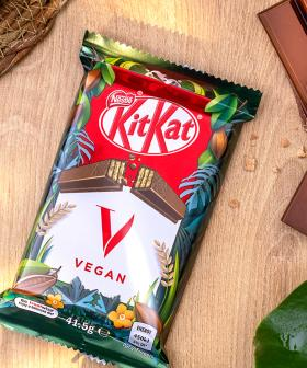 Nestle Have Just Confirmed The Vegan KitKat Is Coming To Australia