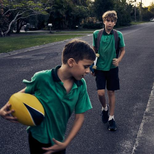 Most Parents And Teachers Reckon Schools Should Ditch The School Uniform In Favour Of Sport Clothes
