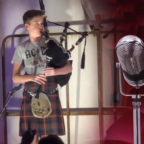 The Band Brisbane Built Auditions: Euan Brings The Bagpipes & Wren The Vocals!