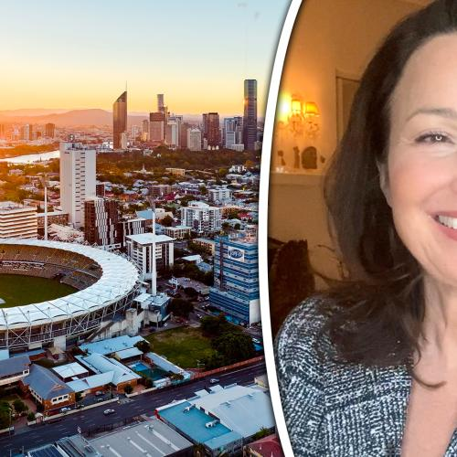 'Woolloongabba To Capalaba' - We Put Fran Drescher Through The Ultimate Aussie Test!