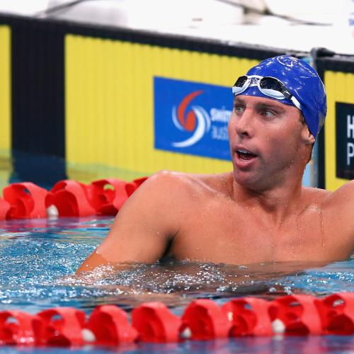 Grant Hackett Left 'Horrified' As Claims Of Toxicity Arise Within The Swimming Community