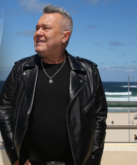 Jimmy Barnes Opens Up About The Sadness He Feels Touring Without Michael Gudinski