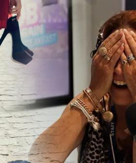 You Won't Believe Who Caught Robin Bailey Walking Barefoot After A Night Out In Brisbane!