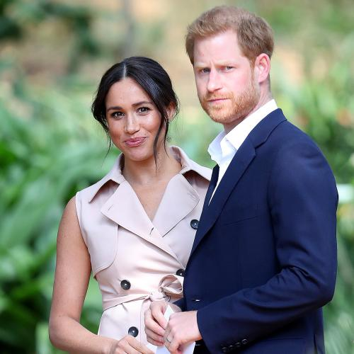 Harry And Meghan Have Revealed The Name Of Their Baby And We're On The Fence