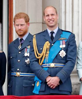 """Prince William And Harry Will Not Mend Rift While """"Under The Thumb"""" Of Meghan, According To Reports"""