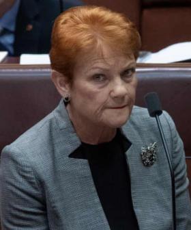 The Awkward Moment Pauline Hanson Forgot Her Own Birthday In Parliament