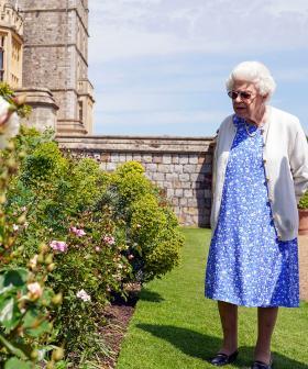 Queen Commemorates Philip's 100th Birthday With A 'Duke Of Edinburgh Rose'