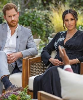 Harry And Meghan's Controversial Oprah Interview Has Been Nominated For An Emmy