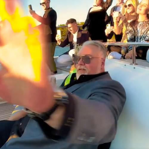 Kyle Reveals What REALLY Happened During His 50th Birthday Yacht Party