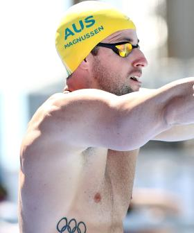 Swimmer James Magnussen Reveals Which Sports He Would Happily See Punted From The Olympic Games