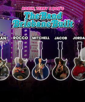 Our 5 Guitar Finalists Have Been Picked & They Are Battling Off LIVE At Eat Street Tonight!