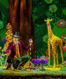 Charlie And The Chocolate Factory Is Coming To QPAC
