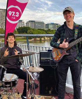 Our Final Two Finalists For Rhythm Week Head To Goodwill Bridge To Give People A RUDE AWAKENING!