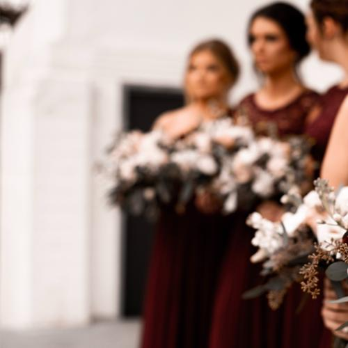 This Woman's Ex-Boyfriend Cheated On Her & Then She Was A Bridesmaid At Their Wedding!
