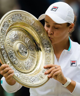 Ash Barty's Mindset Coach Reveals The Struggles She Overcame To Win Wimbleton