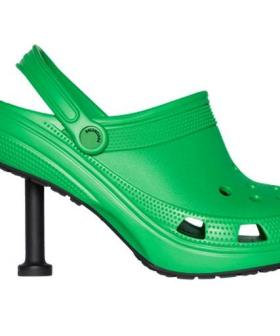 Crocs' New Collab Features A Croc Stiletto...Yes This Is Real And They're £800