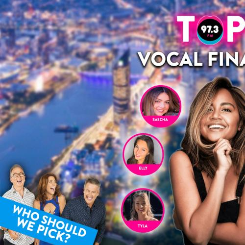 'This Will Be Hard': Jessica Mauboy Weighs In On Our Top 5 Vocal Finalists!