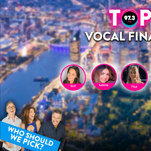 Meet Our Top 5 Vocal Finalists For The Band Brisbane Built!