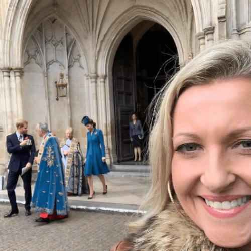Angela Bishop Reveals Her Biggest Celeb Interview Was With Princess Diana
