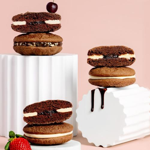 The Cheesecake Shop Are Now Delivering Brookies (Brownie Cookies) To Your Home!