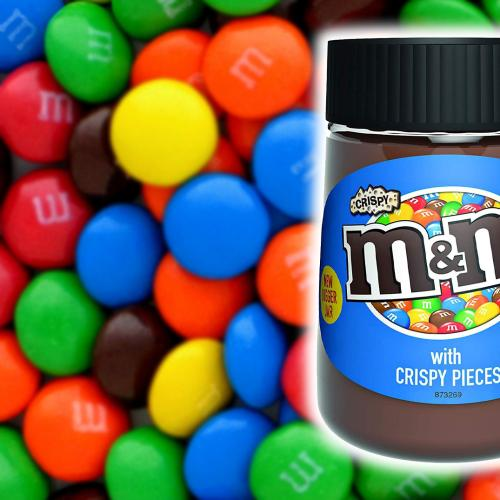 OM&MG, We Just Found Out Crispy M & M Chocolate Spread Exists In Australia!