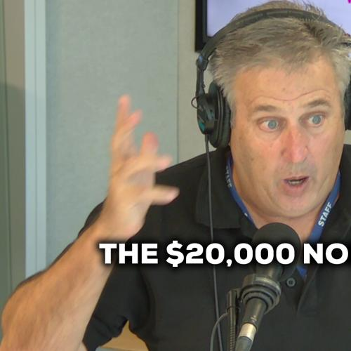Terry Accidentally Found Out What Our $20,000 Secret Noise & Let It Slip In THIS Podcast!