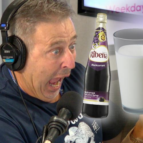 Apparently Ribena & Milk Is A Thing? Well, We Tried It So You Don't Have To!