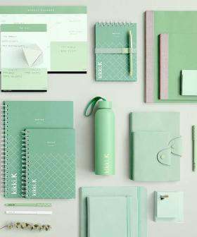 Kikki.K Is Back In Voluntary Administration So Say Farewell To Aesthetic Stationery... Again