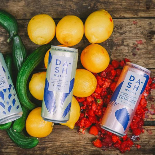 New Brand 'Dash Water' Has Made It's Way Onto Aussie Shelves Infused With 'Wonky Fruit' ...