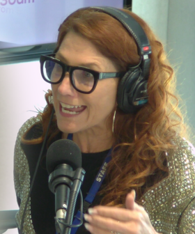'She's Being Skanky!': Robin & Terry Got Into A Heated Argument LIVE On-Air!