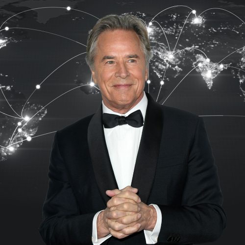 Who's Calling Christian: Don Johnson Leaves A Voicemail