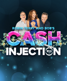 You Can Now Win Cash With Robin, Terry & Bob If You Have Been OR Are Registered To Be Vaccinated!