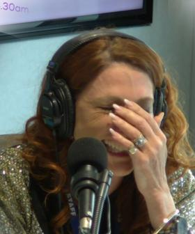 Robin's Son Joins The Show To Dob Her In For The Hilarious Things She Does When She's Drunk!