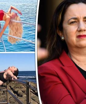 'I Would Dress As The Border': Could We Soon See Celeste Barber Impersonate Annastacia Palaszczuk?
