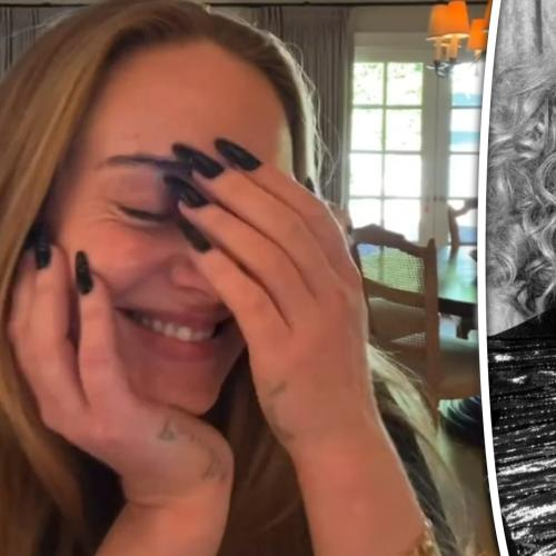 'What's Your Body Count?': Adele Answers Fans Questions During An Intimate Q & A Session.