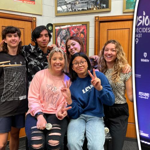 The Band Brisbane Built Now Have A Band Name & Ella Hooper Is To Thank For It!