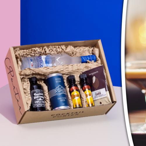 You Can Now Get Grey Goose Espresso Martini Kits Delivered To Your House!