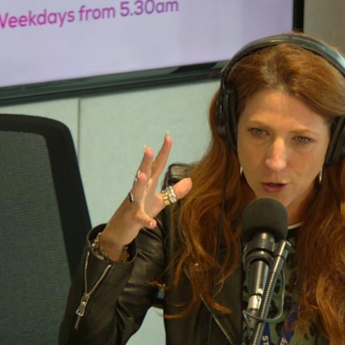 Robin Opens Up About Her Struggle Living With Dyslexia Live On-Air
