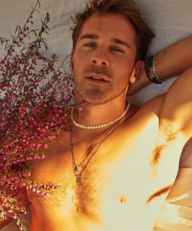 """""""I Never Actually Labeled Myself"""": Hugh Sheridan Was Mistakenly Labeled As Non-Binary"""