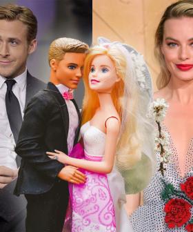Margot Robbie & Ryan Gosling To Play Live Action Barbie & Ken