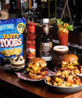 This Aussie Cafe Is Doing A Tasty Toobs Big Brunch Menu!!