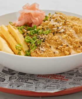 HELLO DINNER: KFC Have Released A Zinger Katsu Curry Recipe