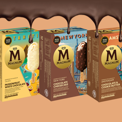 Magnum Have Dropped A New 'Destinations' Range That Includes COOKIE BUTTER!