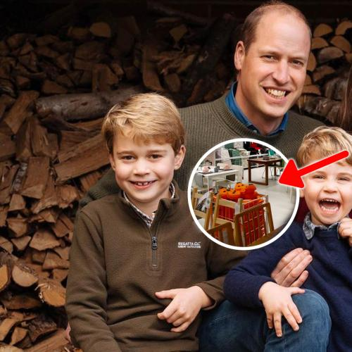 The Royals Try To 'Raise Kids Normally' By Putting These Items In Their Rooms!