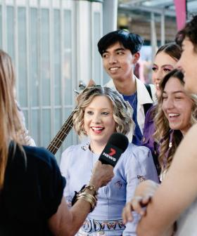 Vegas Rayz Make News Headlines With Their Debut Performance At Queen St Mall!